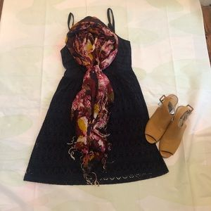 Anthropologie Dress and Scarf